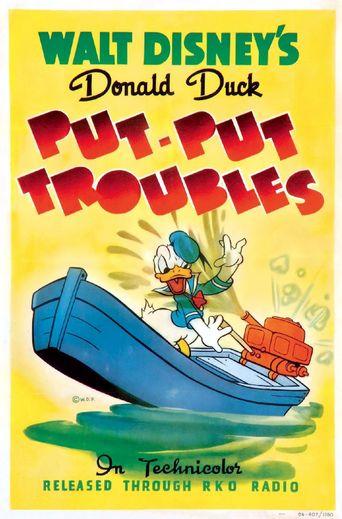 Put-Put Troubles Poster