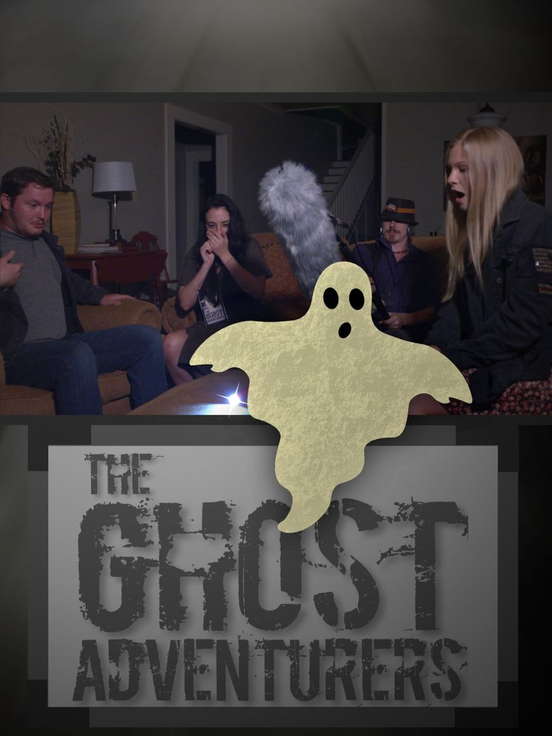The Ghost Adventurers Poster
