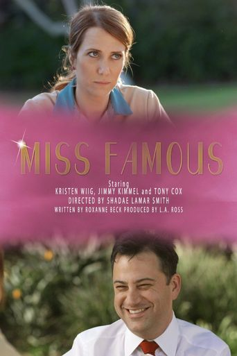 Miss Famous Poster