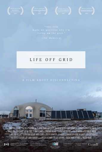 Life Off Grid Poster