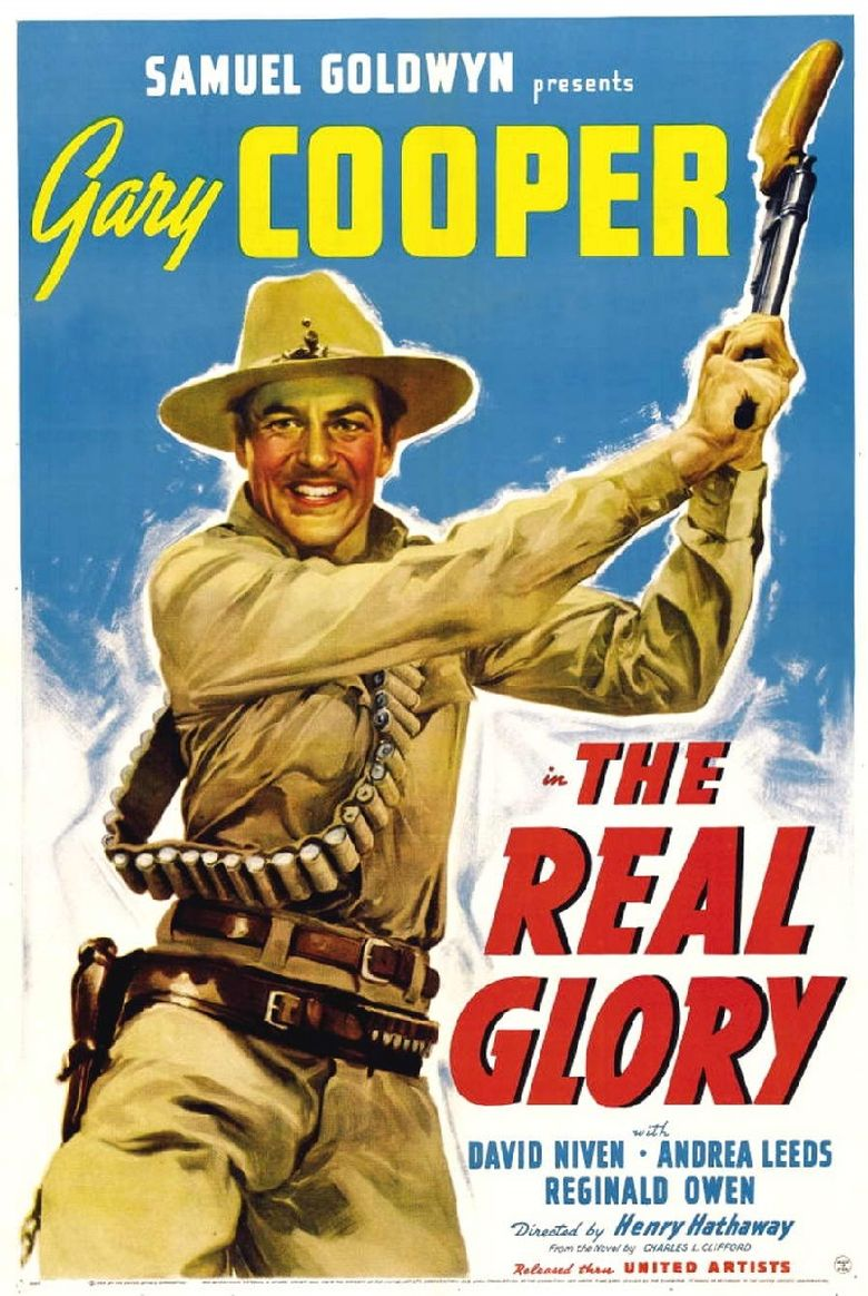 The Real Glory Poster