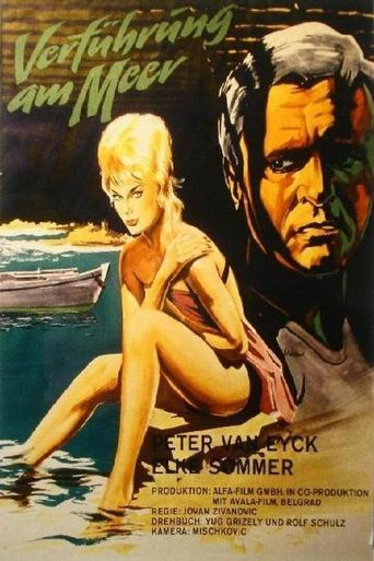 Seduction by the Sea Poster