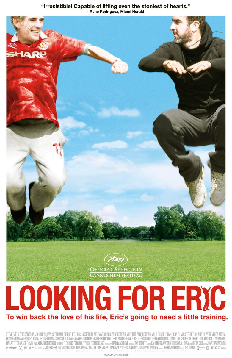 Looking for Eric Poster