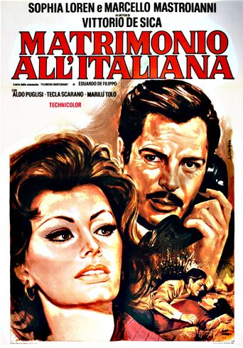Watch Marriage Italian Style