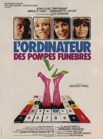 L'ordinateur des pompes funèbres Poster