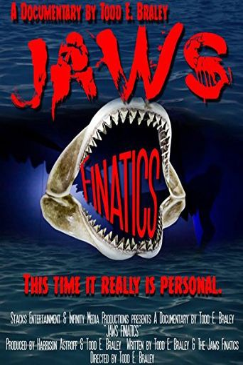 Jaws Finatics Poster