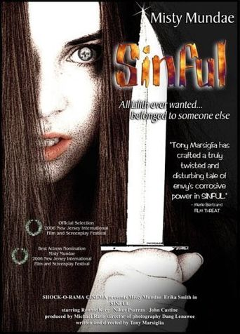 Sinful Poster