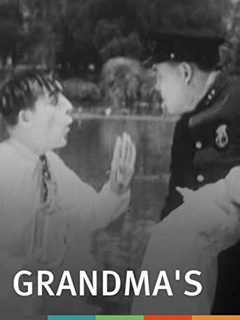 Grandma's Child Poster