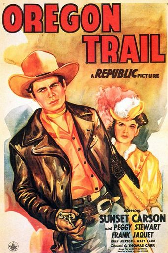 Oregon Trail Poster