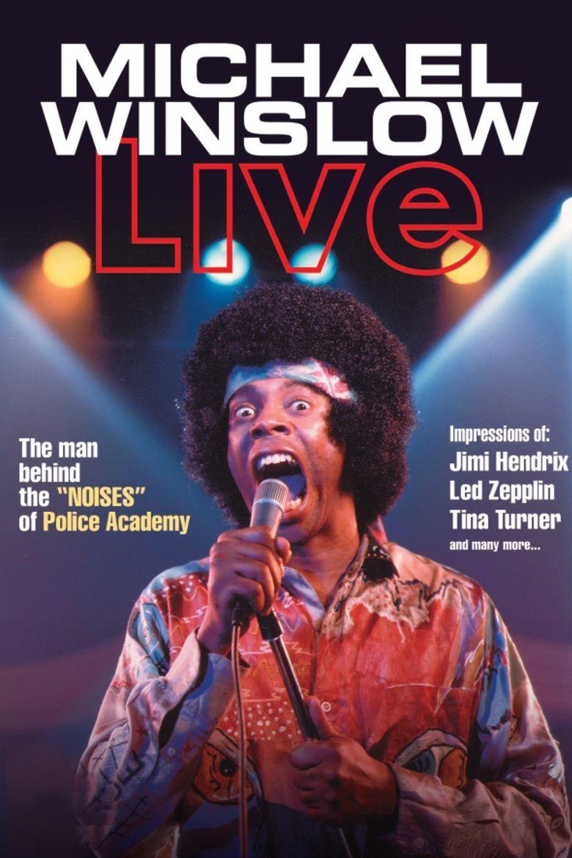 Michael Winslow Live Poster