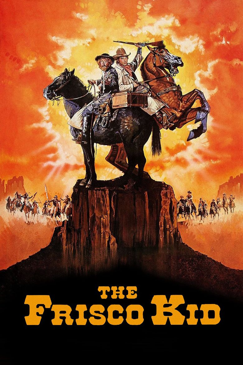 The Frisco Kid Poster