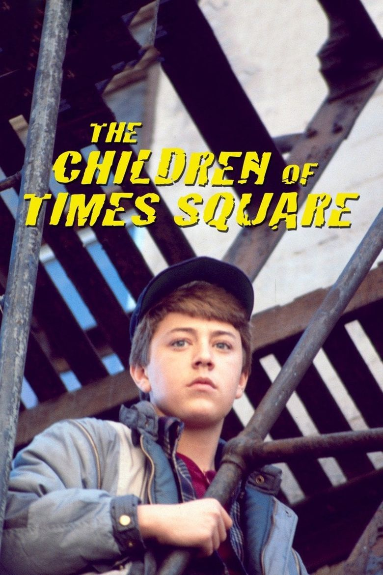 The Children of Times Square Poster
