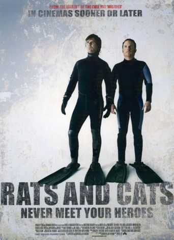 Rats and Cats Poster