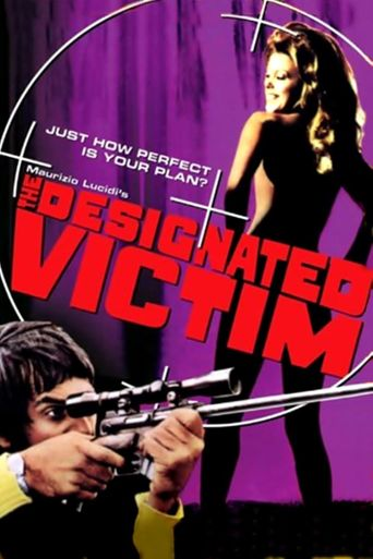 The Designated Victim Poster