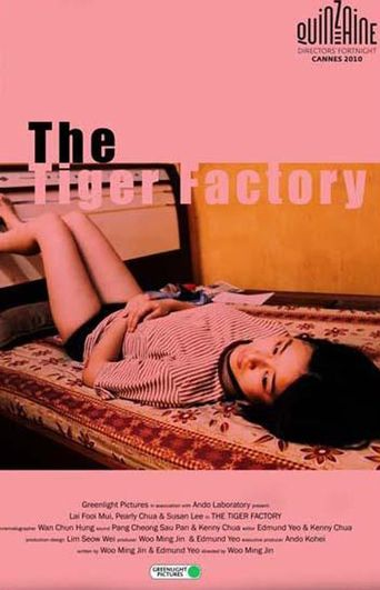 The Tiger Factory Poster