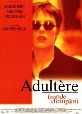 Adultère (mode d'emploi) Poster