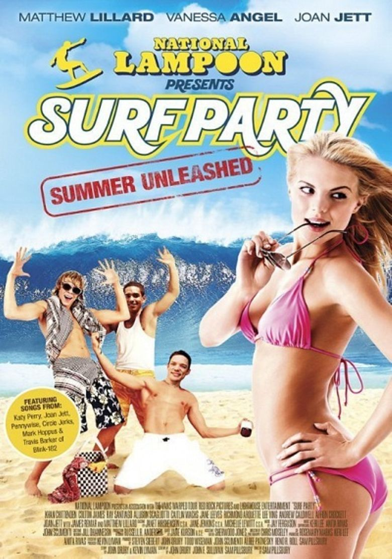 National Lampoon Presents: Surf Party Poster