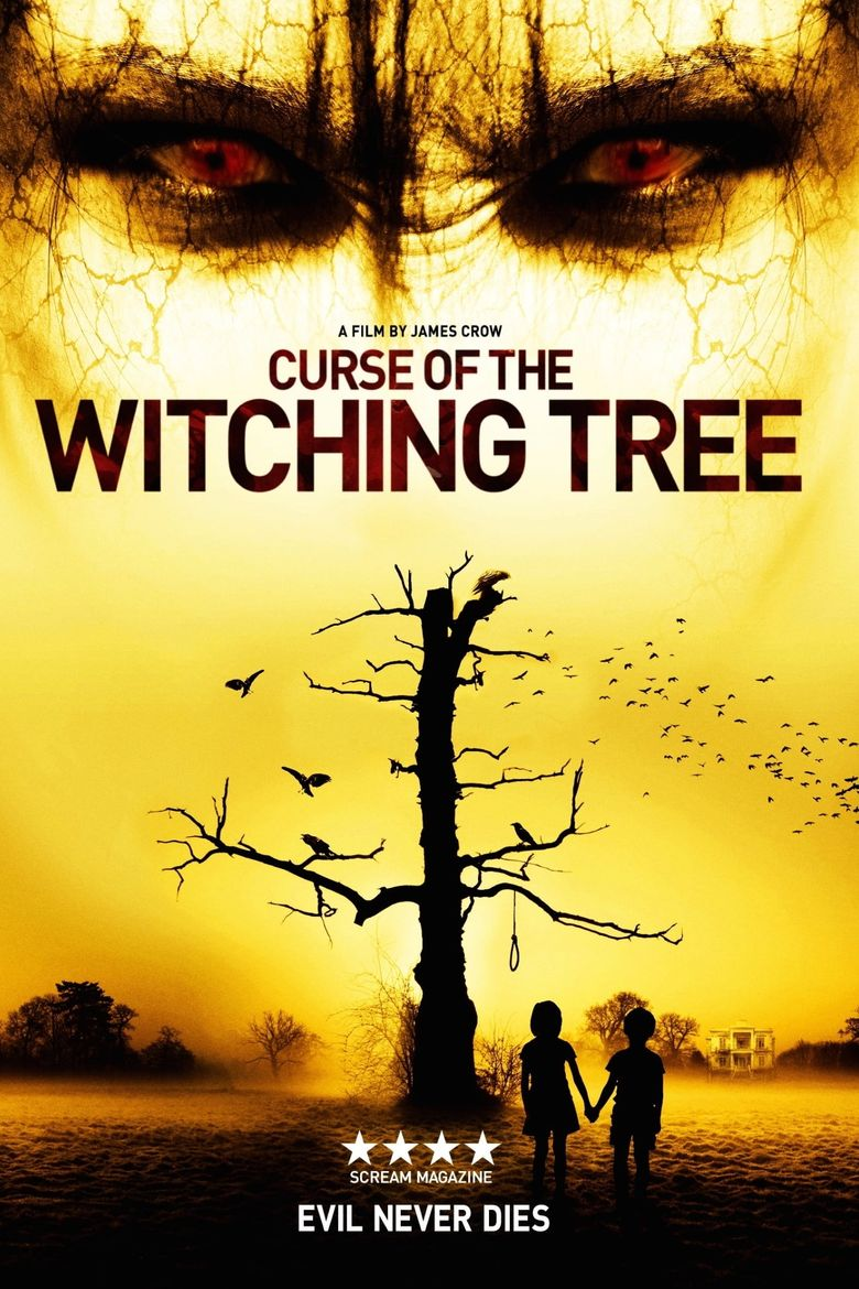 Curse of the Witching Tree Poster
