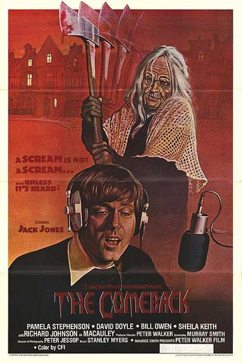 The Comeback Poster