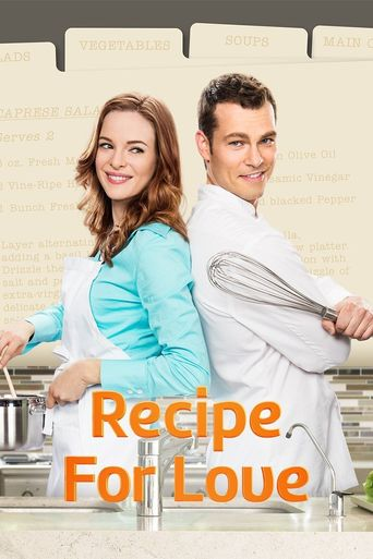 Recipe for Love Poster