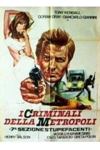 I criminali della metropoli Poster