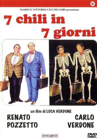 7 Kilos in 7 Days Poster