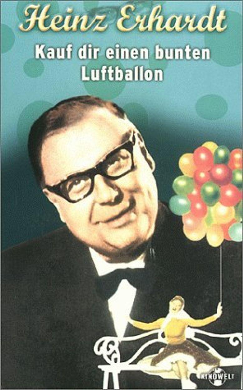 Kauf Dir einen bunten Luftballon Poster