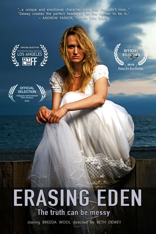 Erasing Eden Poster