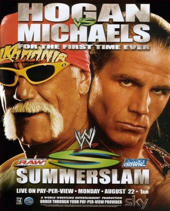 WWE SummerSlam 2005 Poster