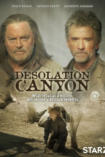 Desolation Canyon Poster