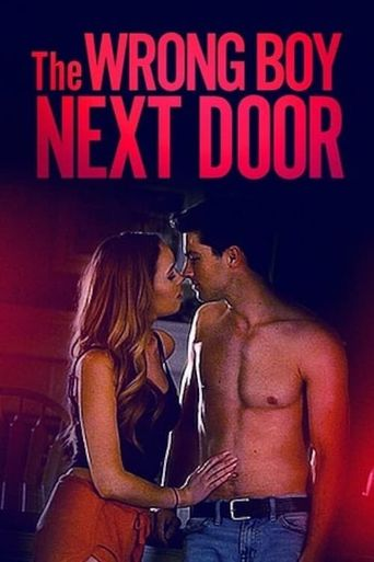 The Wrong Boy Next Door Poster