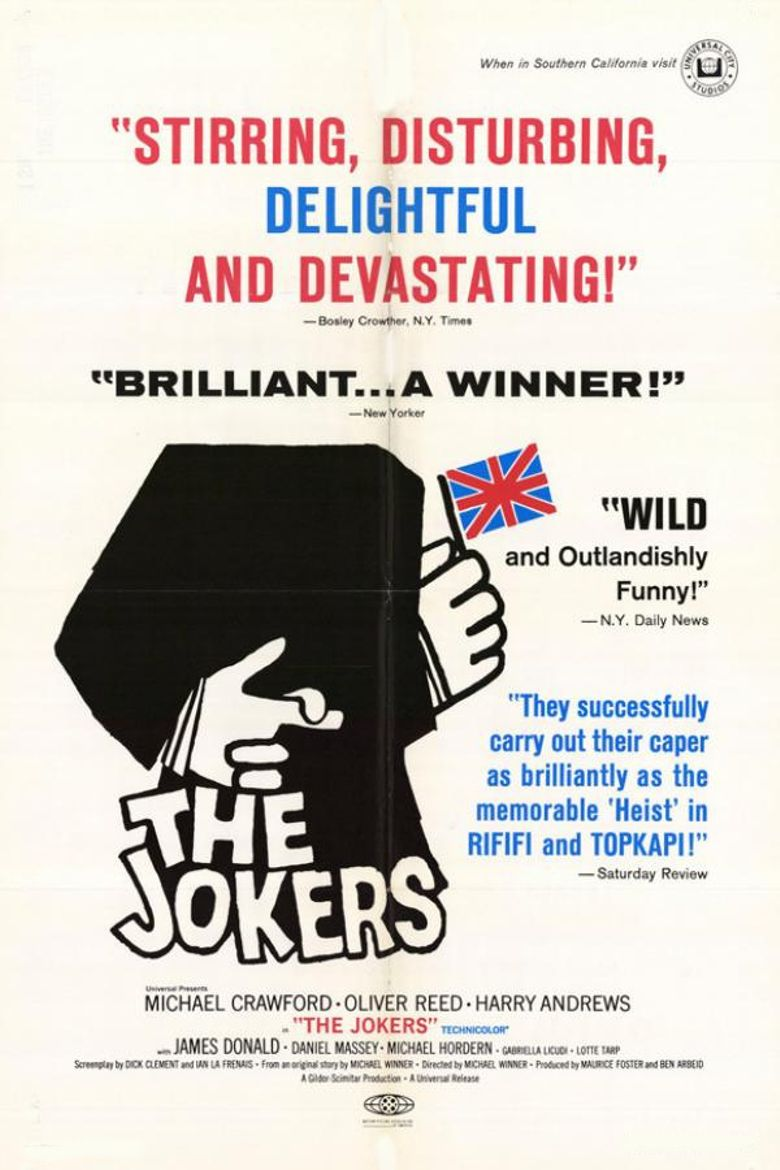 The Jokers Poster