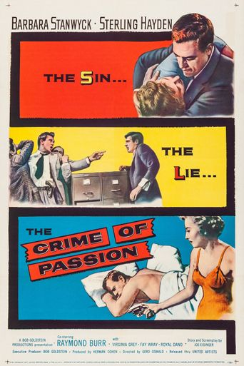 Watch Crime of Passion