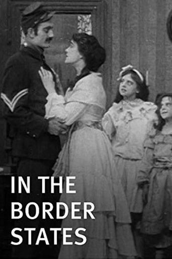 In the Border States Poster