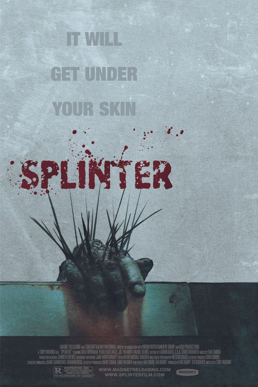 Splinter (2008) - Watch on Hulu, Tubi TV, Vudu, and