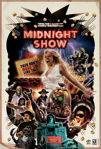 Midnight Show Poster