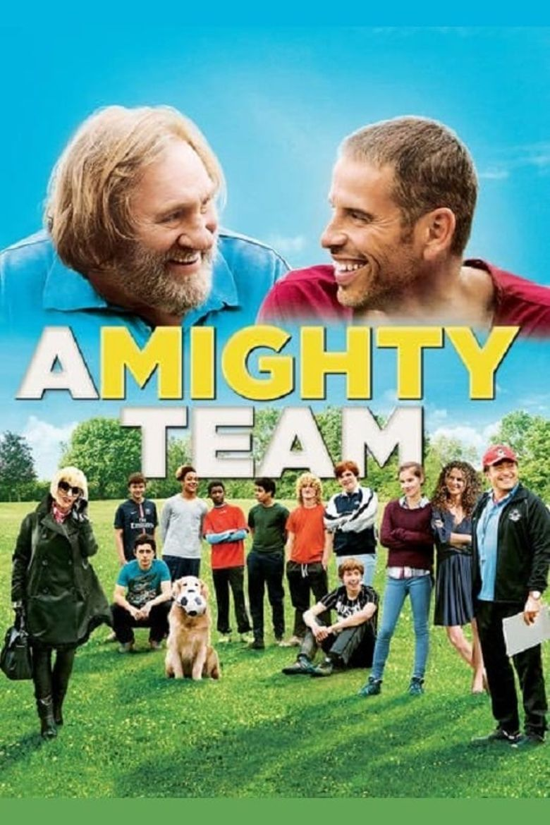 Image result for a mighty team poster