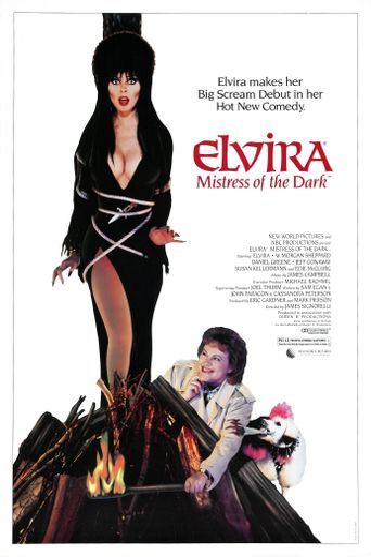 Watch Elvira, Mistress of the Dark