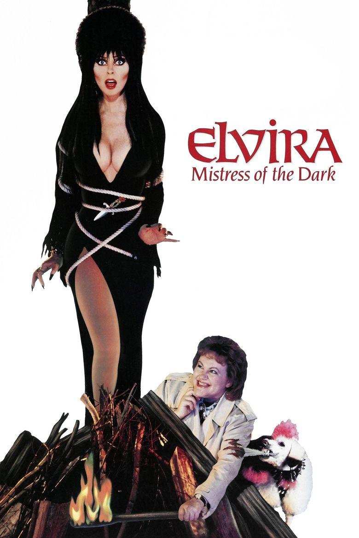 Elvira, Mistress of the Dark Poster