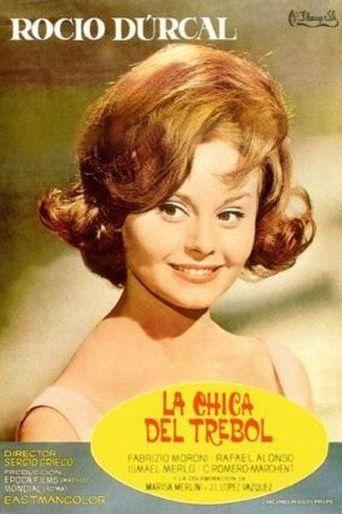 La chica del trébol Poster