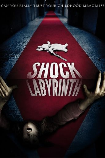 The Shock Labyrinth Poster