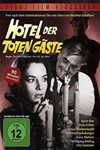 Hotel der toten Gäste Poster