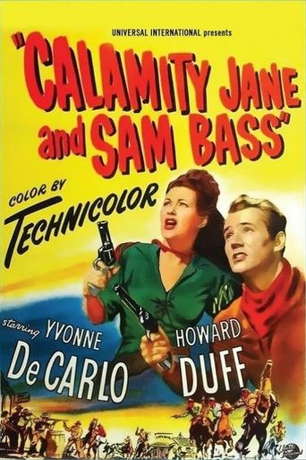 Watch Calamity Jane and Sam Bass