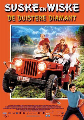 The Dark Diamond Poster