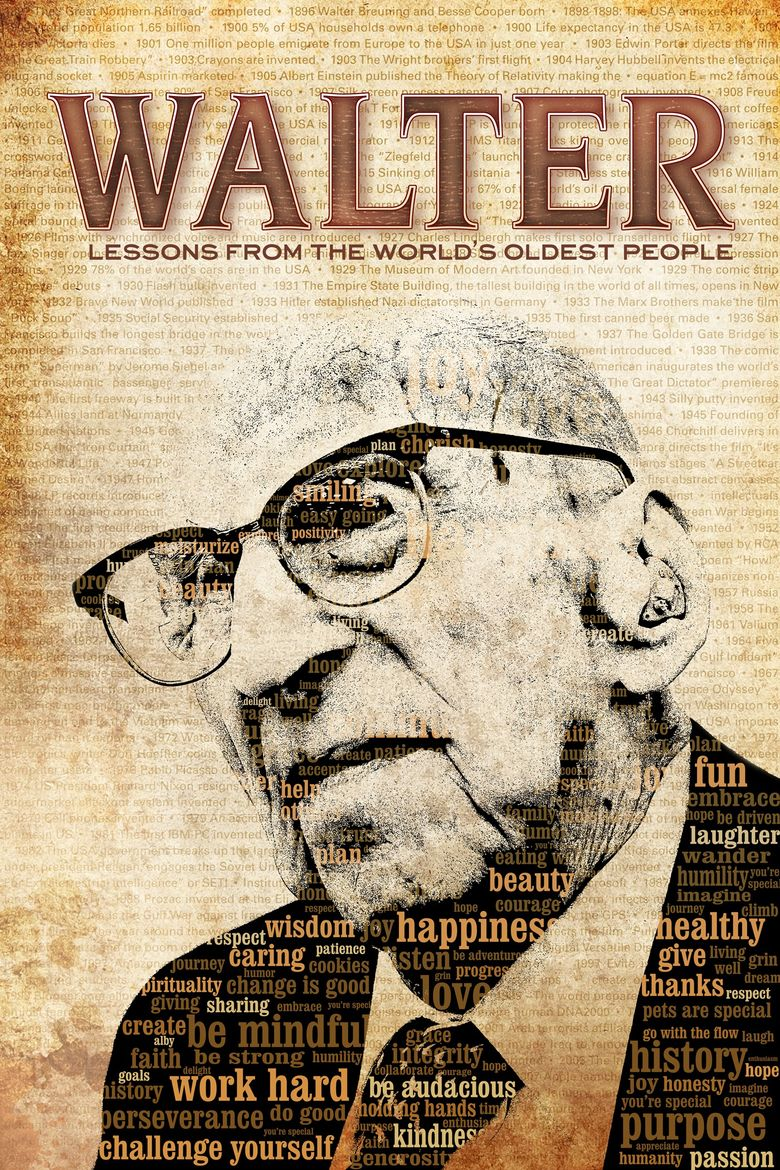 Walter: Lessons from the World's Oldest People Poster