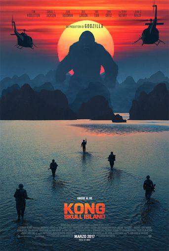 Watch Kong: Skull Island