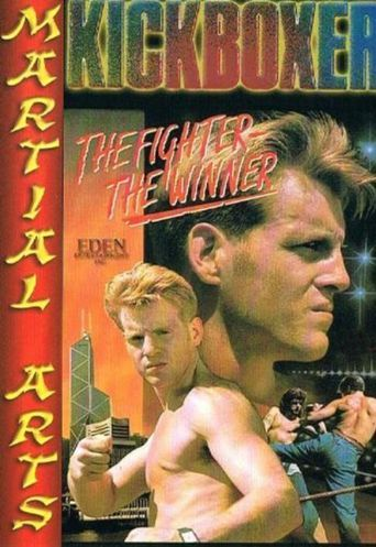 The Fighter, The Winner Poster