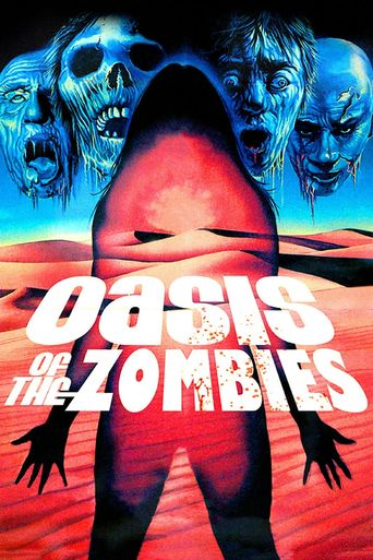 Oasis of the Zombies Poster