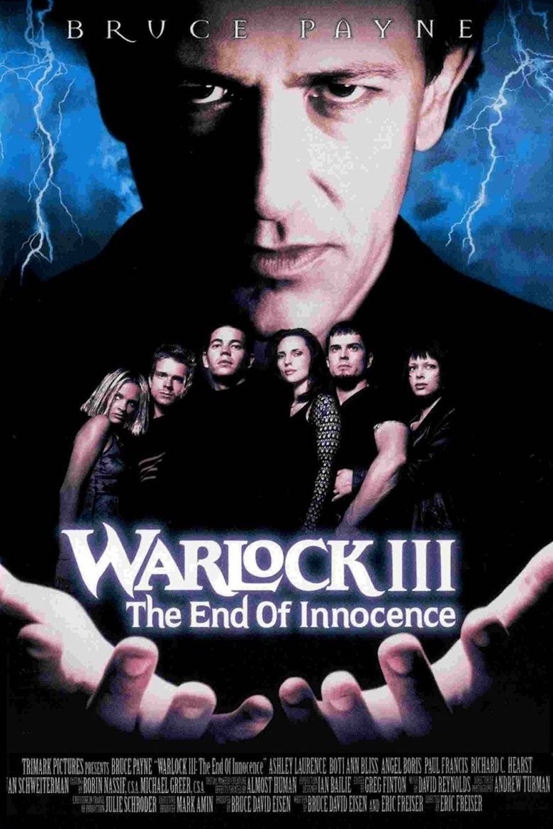 Warlock III: The End of Innocence Poster