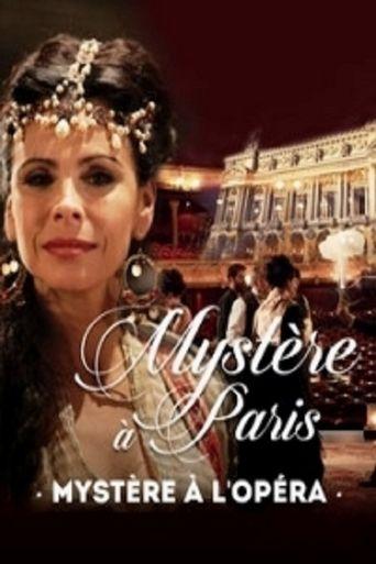 Mystère à l'Opéra Poster